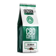 CBD Colombian Coffee