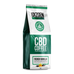 CBD French Vanilla Coffee