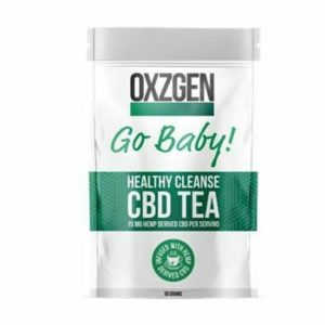 Go Baby Healthy CBD Cleanse Tea