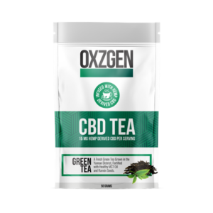 Oxzgen CBD Green Tea