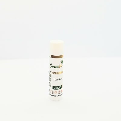 CanniVie Lip Sooth Peppermint