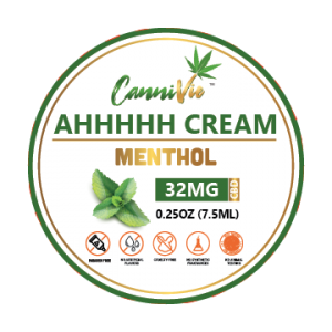 *NEW* CanniVie Ahhhhh Pain Cream