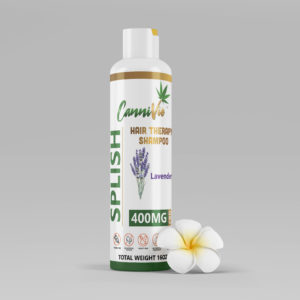 CanniVie Lavender Hair Therapy Splish Shampoo
