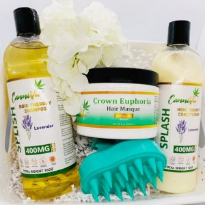 Crown LaVie Hair Care Basket