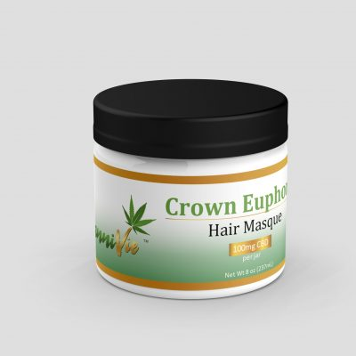 Crown Euphoria Hair Masque
