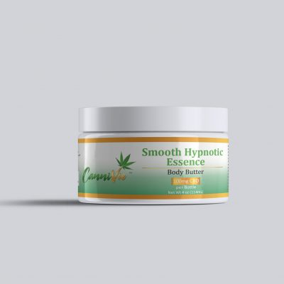 Smooth Hypnotic Essence Body Butter